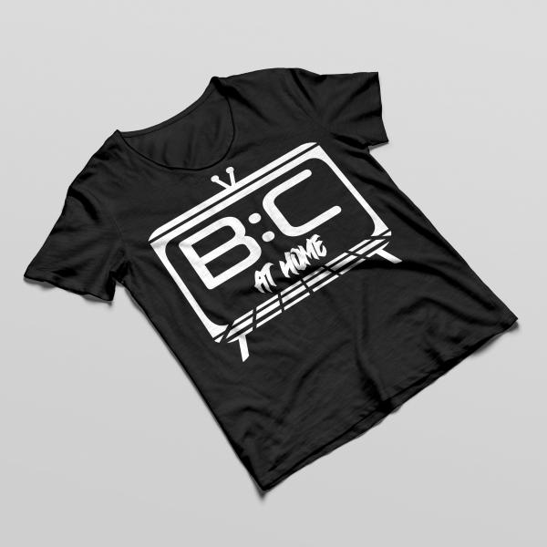 BC AT HOME T-Shirt